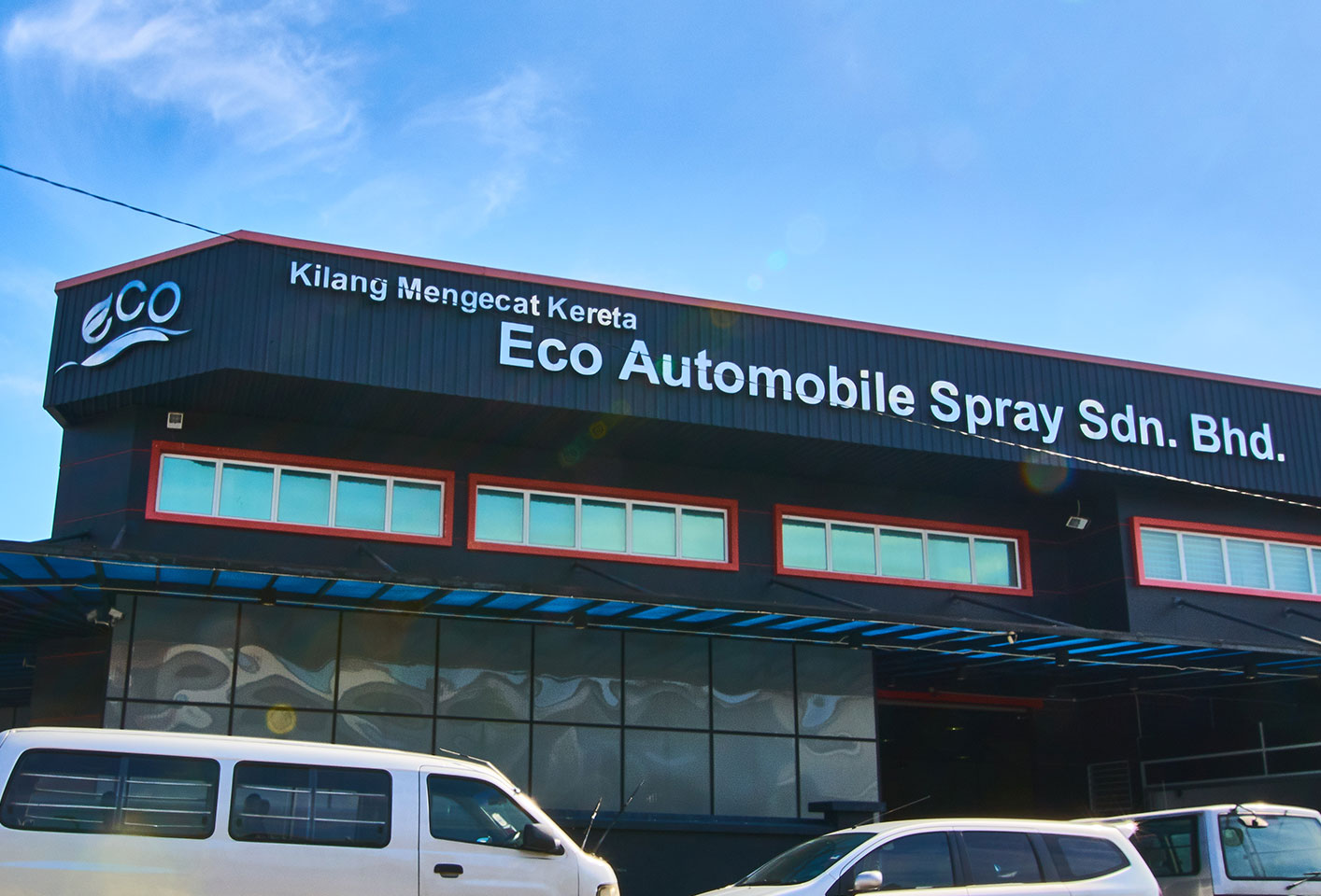 Leader in Poineering Eco-friendly painting system in johor bahru