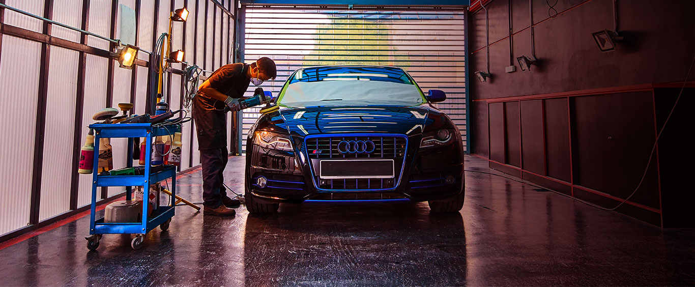 SKILLED COLLISION & PAINT REPAIR SERVICES