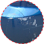 Body Repair Services - minor car damage